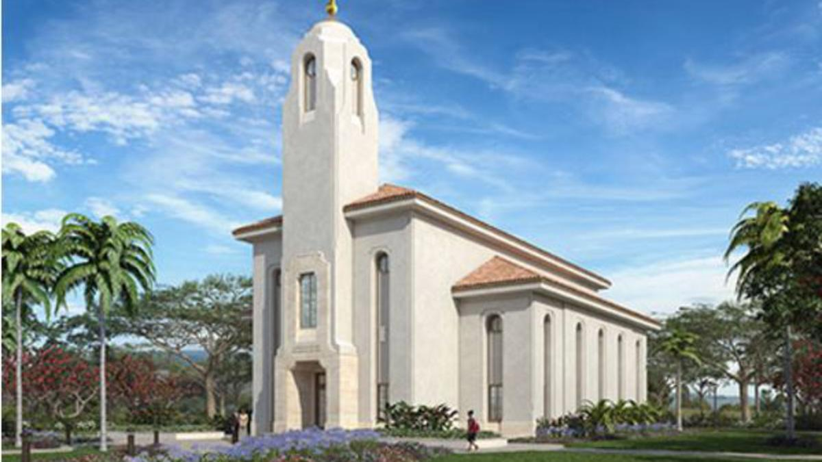 Quick Facts: LDS Church Temples in Africa