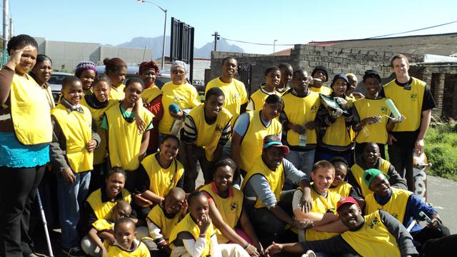 Helping Hands   Gugulethu