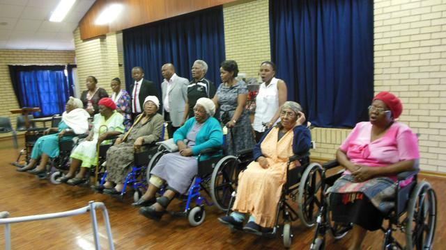Umlazi BB Wheelchair Turnover