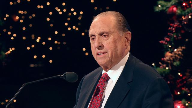 monson christmas devotional