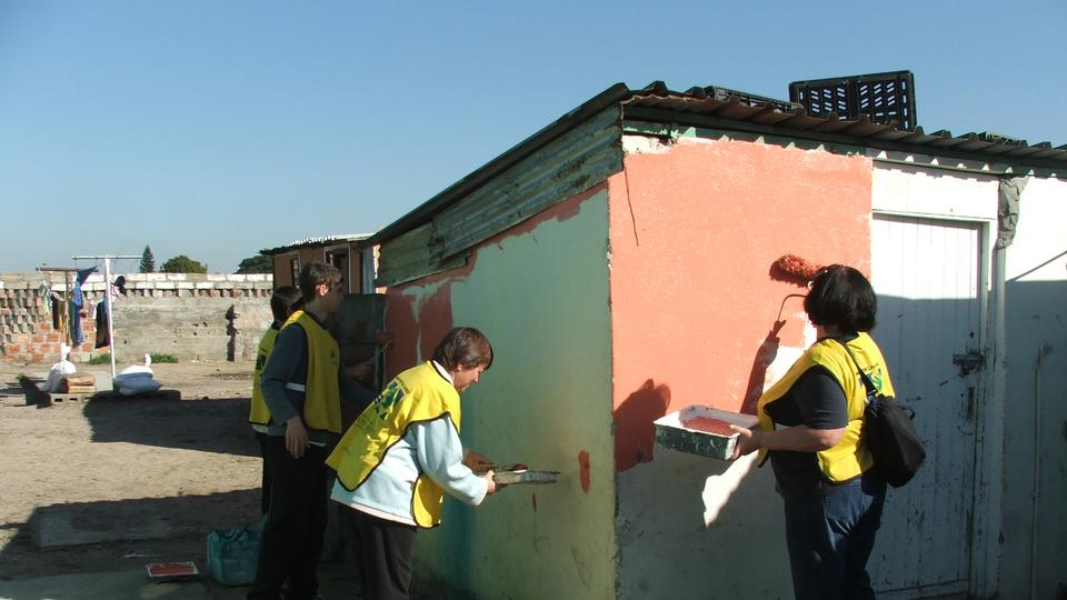 Helping Hands - Cape Town