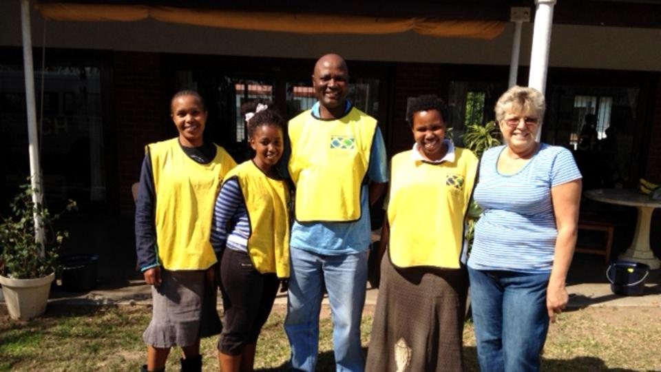 Helping Hands - Hillcrest Stake