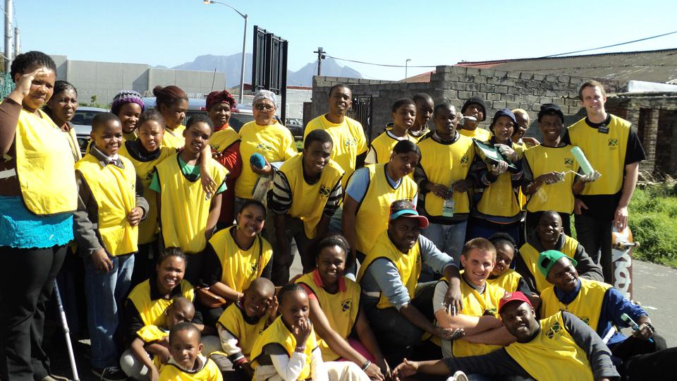 Helping Hands in Gugulethu